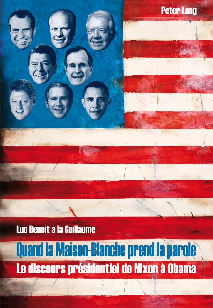 Abbildung von à la Guillaume | Quand la Maison-Blanche prend la parole | 2012