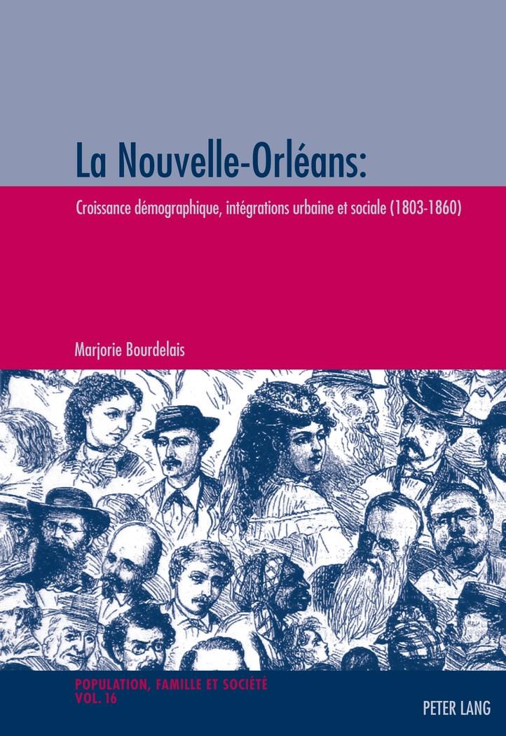 La Nouvelle-Orléans | Bourdelais, 2012 | Buch (Cover)