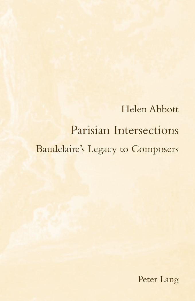 Parisian Intersections | Abbott, 2012 | Buch (Cover)