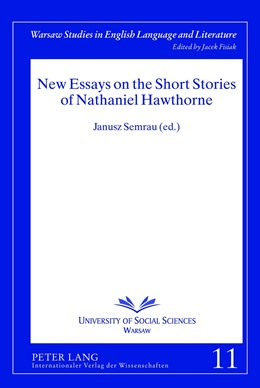 Abbildung von Semrau | New Essays on the Short Stories of Nathaniel Hawthorne | 2012 | 11