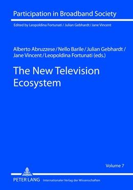 Abbildung von Abruzzese / Barile / Gebhardt / Vincent | The New Television Ecosystem | 2012 | 7