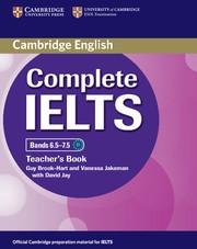 Abbildung von Brook-Hart / Jakeman   Complete IELTS Bands 6.5–7.5 Teacher's Book   2013