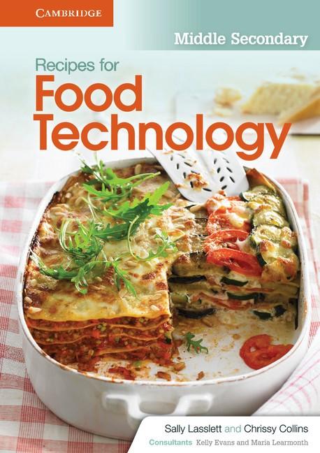 Abbildung von Lasslett / Collins | Recipes for Food Technology Middle Secondary Workbook | 2013