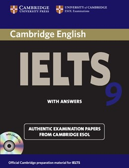 Abbildung von Cambridge IELTS 9 Self-study Pack (Student's Book with Answers and Audio CDs (2)) | 2013 | Authentic Examination Papers f...