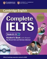 Abbildung von Brook-Hart / Jakeman   Complete IELTS Bands 6.5–7.5 Student's Pack (Student's Book with Answers with CD-ROM and Class Audio CDs (2))   2013