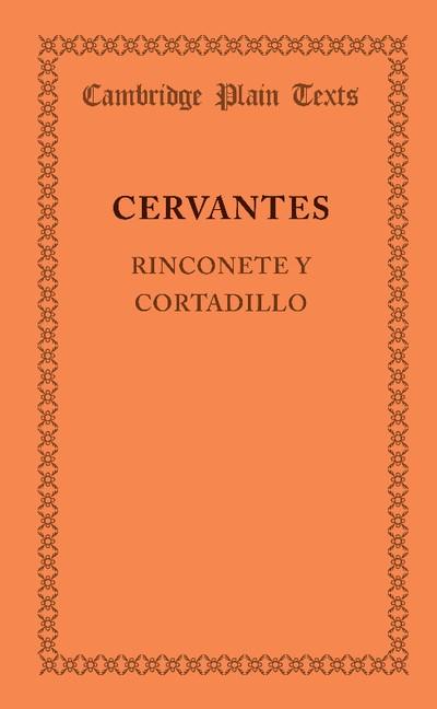 Abbildung von Cervantes | Rinconete y Cortadillo | 2013