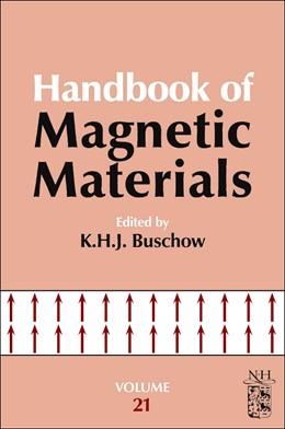 Abbildung von Handbook of Magnetic Materials | 1. Auflage | 2013 | 21 | beck-shop.de