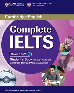 Abbildung von Brook-Hart / Jakeman | Complete IELTS Bands 6.5-7.5 Student's Book without Answers with CD-ROM | 2013