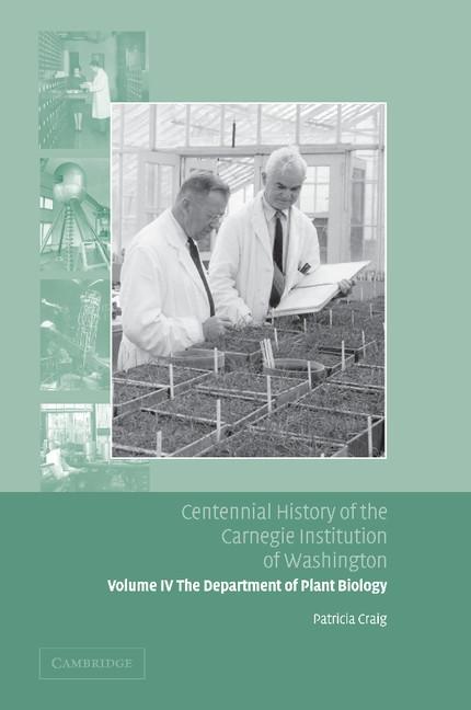 Abbildung von Craig | Centennial History of the Carnegie Institution of Washington | 2013