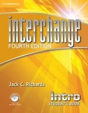 Abbildung von Richards   Interchange Intro Student's Book with Self-study DVD-ROM and Online Workbook Pack   2012
