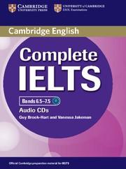 Abbildung von Brook-Hart / Jakeman | Complete IELTS Bands 6.5–7.5 Class Audio CDs (2) | 2013