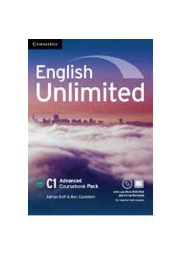 Abbildung von Doff / Goldstein / Baigent   English Unlimited Advanced Coursebook with e-Portfolio and Online Workbook Pack   2012