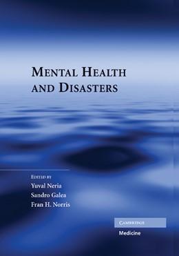 Abbildung von Neria / Galea / Norris   Mental Health and Disasters   2013