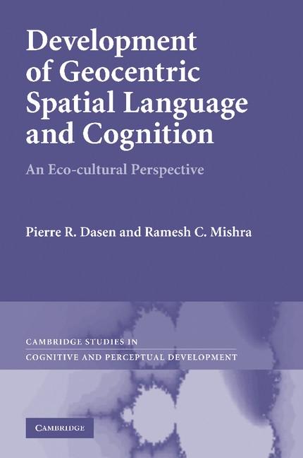 Abbildung von Dasen / Mishra | Development of Geocentric Spatial Language and Cognition | 2013