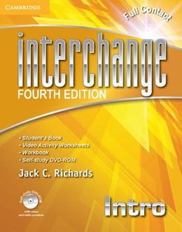Abbildung von Richards | Interchange Intro Full Contact with Self-study DVD-ROM | 2012