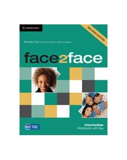 Abbildung von Tims | face2face Intermediate Workbook with Key | 2013