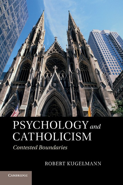 Psychology and Catholicism | Kugelmann, 2013 (Cover)