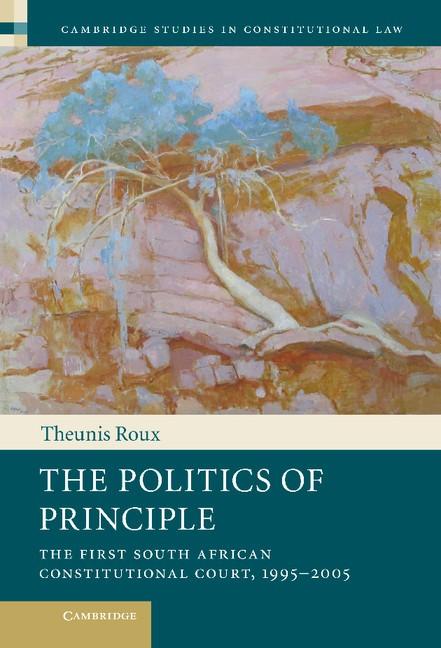 Abbildung von Roux | The Politics of Principle | 2013