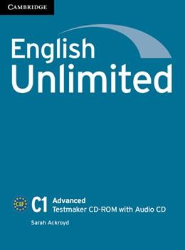 Abbildung von Ackroyd | English Unlimited Advanced Testmaker CD-ROM and Audio CD | 2013