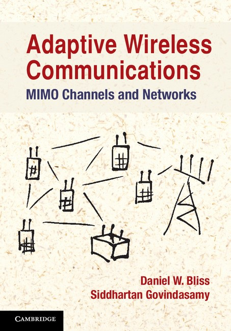 Abbildung von Bliss / Govindasamy   Adaptive Wireless Communications   2013