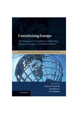 Abbildung von Follesdal / Peters / Ulfstein | Constituting Europe | 2013 | The European Court of Human Ri... | 2