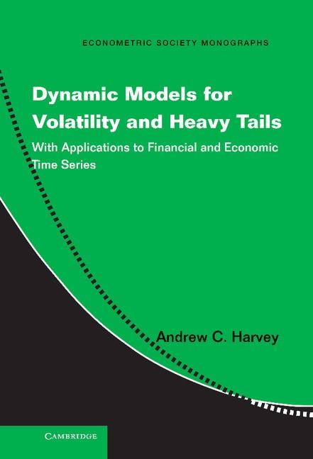 Abbildung von Harvey | Dynamic Models for Volatility and Heavy Tails | 2013