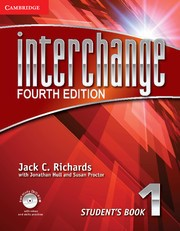 Abbildung von Richards   Interchange Level 1 Student's Book with Self-study DVD-ROM and Online Workbook Pack   2012