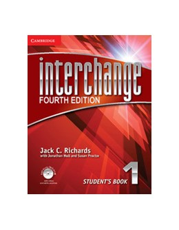 Abbildung von Richards | Interchange Level 1 Student's Book with Self-study DVD-ROM and Online Workbook Pack | 2012