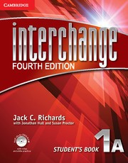 Abbildung von Richards   Interchange Level 1 Student's Book A with Self-study DVD-ROM and Online Workbook A Pack   2012