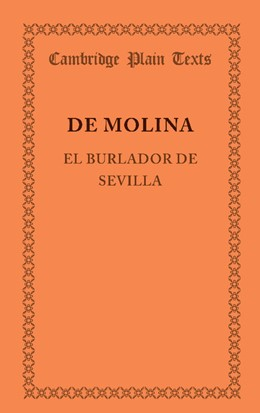 Abbildung von Molina | El Burlador de Sevilla | 2013