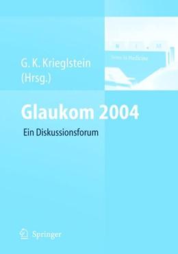 Abbildung von Krieglstein | Glaukom 2004 | 2004