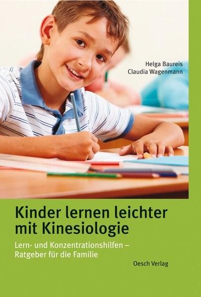 Kinder lernen leichter mit Kinesiologie | Baureis / Wagenmann, 2012 | eBook (Cover)
