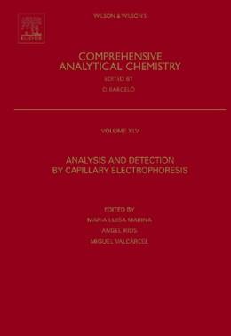 Abbildung von Marina / Ríos / Valcárcel | Analysis and Detection by Capillary Electrophoresis | 2005 | 45