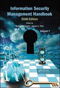Information Security Management Handbook, Volume 7 | O'Hanley / Tiller, 2013 | Buch (Cover)