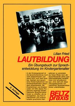 Abbildung von Fried | Lautbildung | 1992