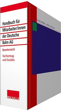 Abbildung von Wallhalla Fachredaktion   Handbuch für Mitarbeiter/innen der Deutsche Bahn AG - Beamtenrecht inkl. CD-ROM • mit Aktualisierungsservice   1. Auflage   2020   beck-shop.de