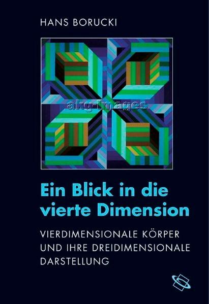 Ein Blick in die vierte Dimension | Borucki, 2008 | Buch (Cover)