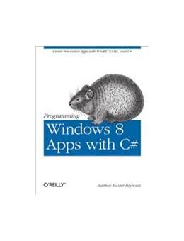 Abbildung von Matthew Baxter-Reynolds / Iris Classon   Programming Windows Store Apps with C#   2014
