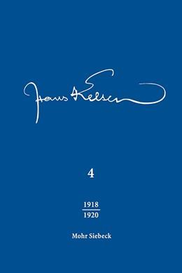Abbildung von Kelsen / Hans Kelsen-Institut / Jestaedt | Hans Kelsen Werke | 1. Auflage 2014 | 2014 | Band 4: Veröffentlichte Schrif...