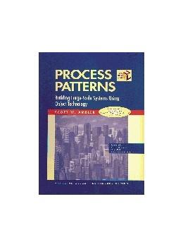 Abbildung von Ambler | Process Patterns | 1998