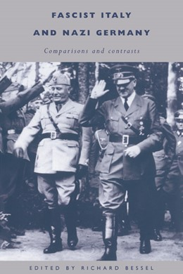 Abbildung von Bessel | Fascist Italy and Nazi Germany | 1996 | Comparisons and Contrasts