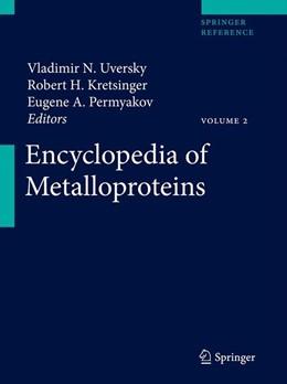 Abbildung von Kretsinger / Uversky / Permyakov | Encyclopedia of Metalloproteins | 2013