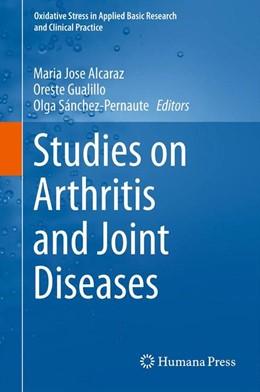 Abbildung von Alcaraz / Gualillo / Sánchez-Pernaute | Studies on Arthritis and Joint Disorders | 2013