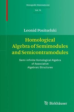 Abbildung von Positselski | Homological Algebra of Semimodules and Semicontramodules | 2012 | Semi-infinite Homological Alge... | 70
