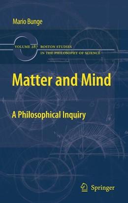 Abbildung von Bunge | Matter and Mind | 2012 | A Philosophical Inquiry | 287