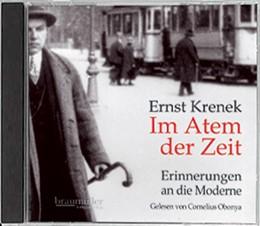 Abbildung von Krenek / Schönwiese | Im Atem der Zeit. Hörbuch | 2011