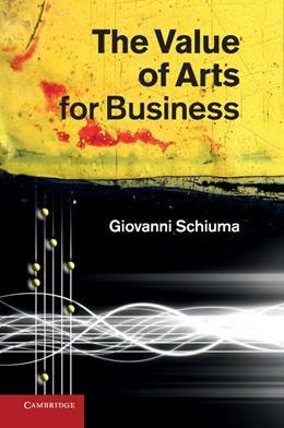 Abbildung von Schiuma | The Value of Arts for Business | 2012