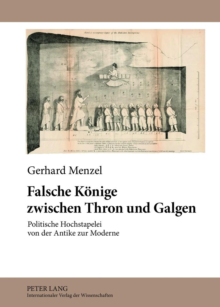 Abbildung von Menzel | Falsche Könige zwischen Thron und Galgen | 2012