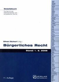 Abbildung von Ofner / Scherl | Bürgerliches Recht | 2008