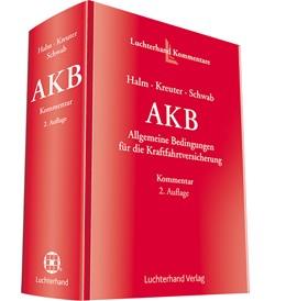 Abbildung von Halm / Kreuter | Allgemeine Kraftfahrtbedingungen (AKB) | 2. Auflage | 2015 | beck-shop.de